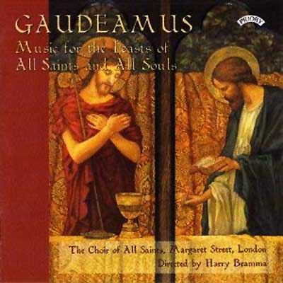Gaudeamus – Music for the Feasts of All Saints and All Souls