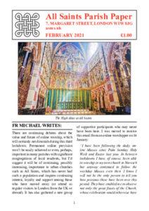 Parish Paper